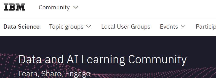 IBM community
