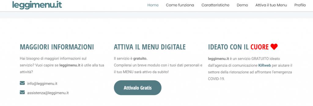 kirweb aiuta i ristoranti sul web