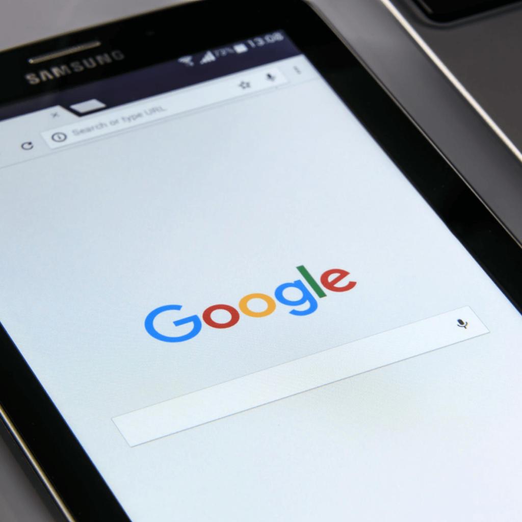 analisi della presenza digitale su Google