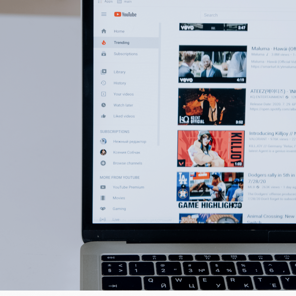reputazione aziendale youtube