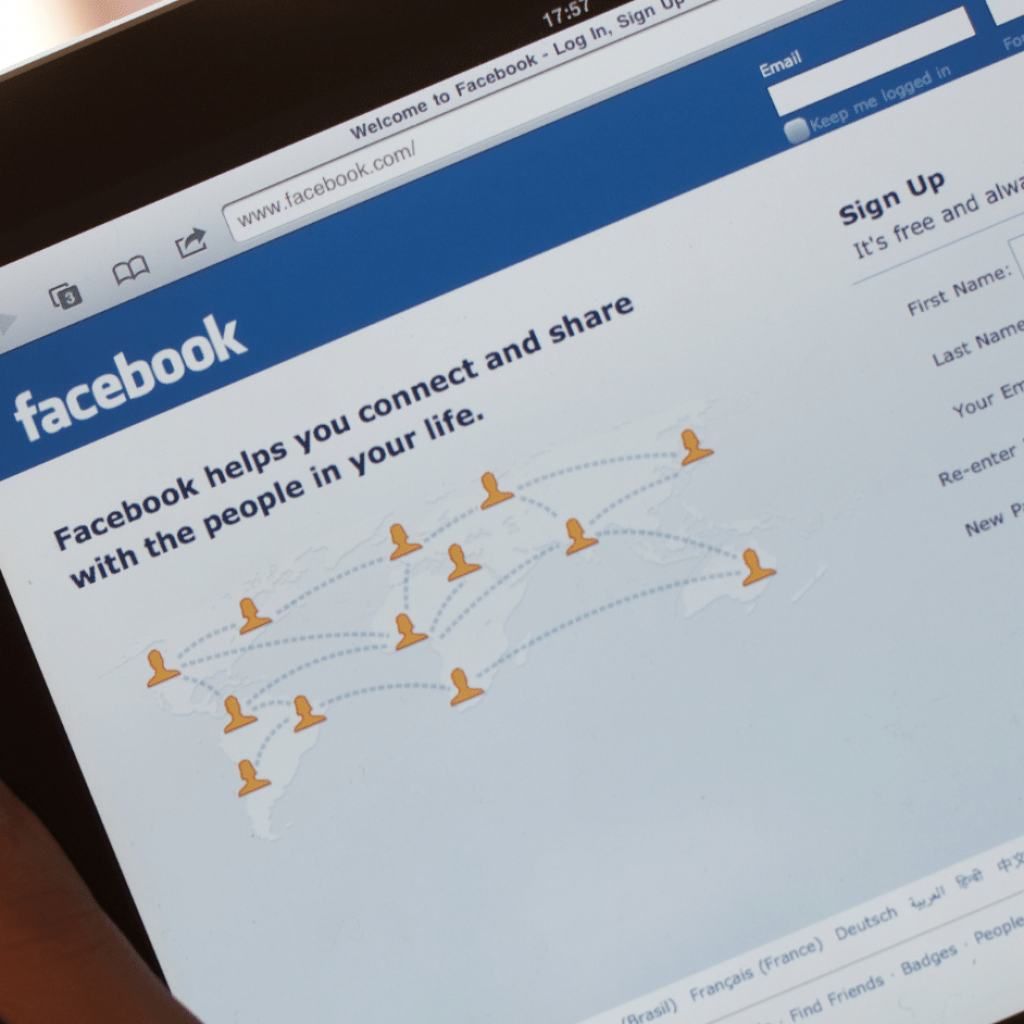 diritto alla privacy facebook